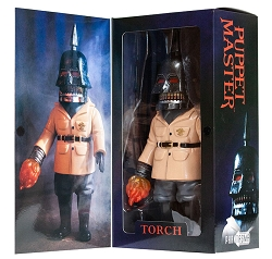 Puppet Master Soft Vinyl Figure: Torch