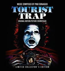 Tourist Trap Soundtrack CD