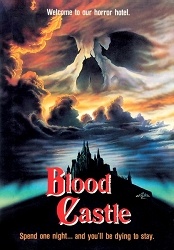 Wizard Video: Blood Castle (Big Box VHS)