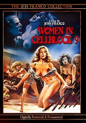 Jess Franco's Women in Cellblock 9 DVD