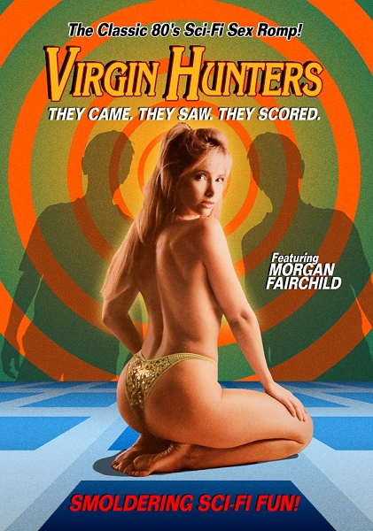 Virgin Hunters  DVD
