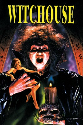 Witchouse DVD