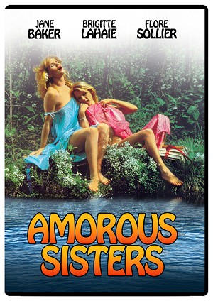 Amorous Sisters DVD