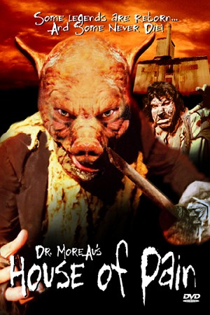 Dr. Moreau's House oF Pain DVD