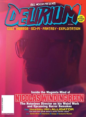 Delirium Magazine Issue #12