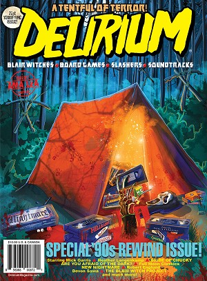 Delirium Magazine Issue #21