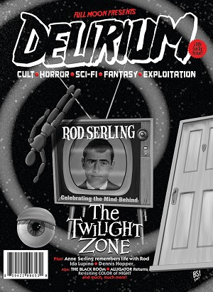 Delirium Magazine Issue #13