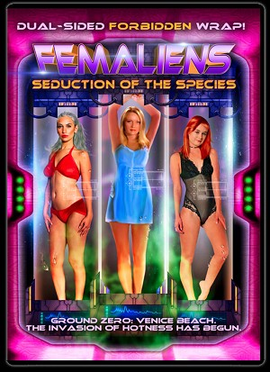 Femaliens: Seduction of the Species DVD