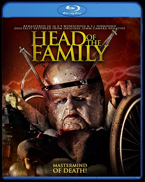 Head of the Family Blu-ray