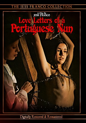 Jess Franco's Love Letters of a Portuguese Nun DVD