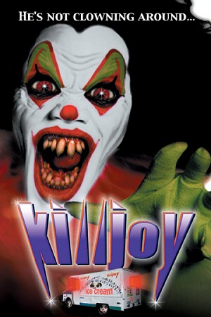 Killjoy DVD