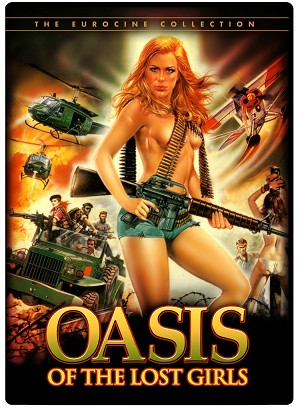 Oasis of the Lost Girls DVD