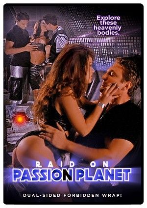 Raid on Passion Planet DVD
