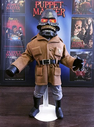 Puppet Master Original Series: TORCH