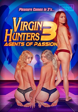 Virgin Hunters 3: Agents of Passion DVD