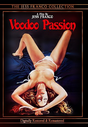Jess Franco's Voodoo Passion DVD
