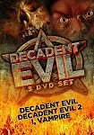 Decadent Evil Collection 3 DVD Slimline Set