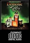Demonic Toys Soundtrack CD
