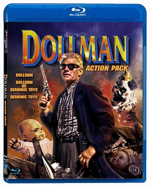 Dollman Action Pack 3 Blu-ray Set
