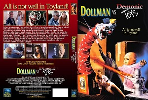 Dollman vs. Demonic Toys  DVD