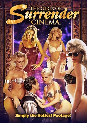 Girls of Surrender Cinema DVD
