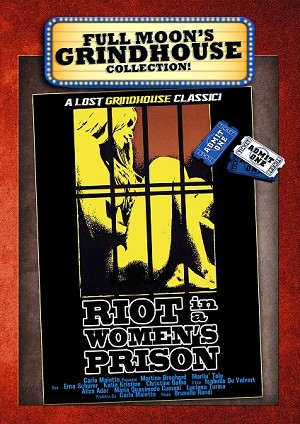Riot in a Women's Prison DVD