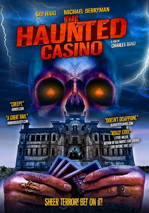 The Haunted Casino DVD