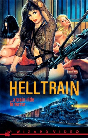 Wizard Video: Helltrain (Big Box VHS)