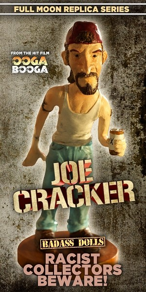 Joe Cracker Badass Dolls Statue