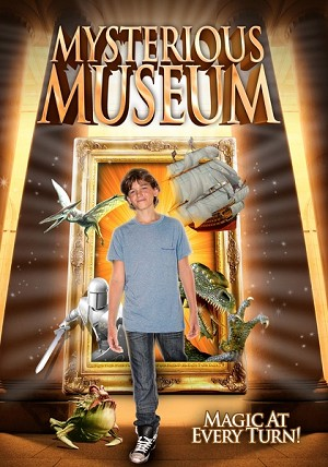 Mysterious Museum DVD