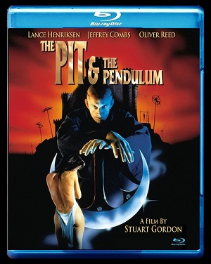 The Pit and the Pendulum Blu-ray