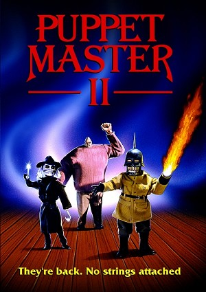 Puppet Master II: They're Back, No Strings Attached Remastered DVD
