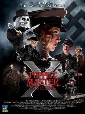 Puppet Master X: Axis Rising 30x40 Poster