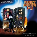 Puppet Master I & II Soundtrack CD
