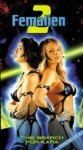 Femalien 2: The Search for Kara DVD