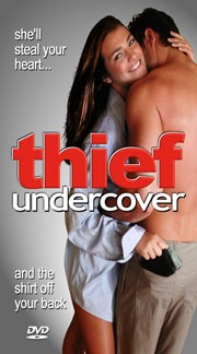 Thief Undercover DVD