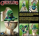 Ghoulies Deluxe Poseable Resin Statue