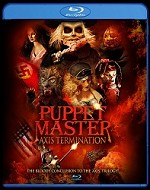 Puppet Master Axis Termination Blu-ray