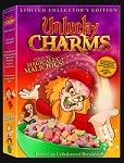 Unlucky Charms Collector's Cereal Box