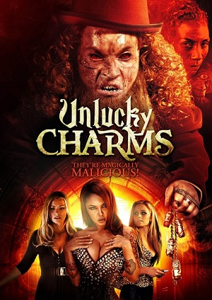 Unlucky Charms  DVD