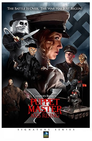 Puppet Master X: Axis Rising 11x17 Print