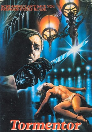 Wizard Video: Tormentor (Big Box VHS)