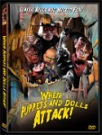 When Puppets and Dolls Attack! DVD